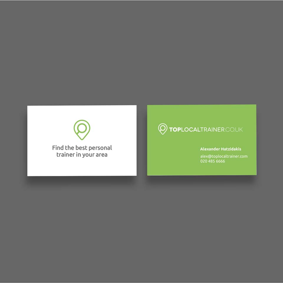Business Cards Personal Trainer Uk Images - Card Design And Card ...